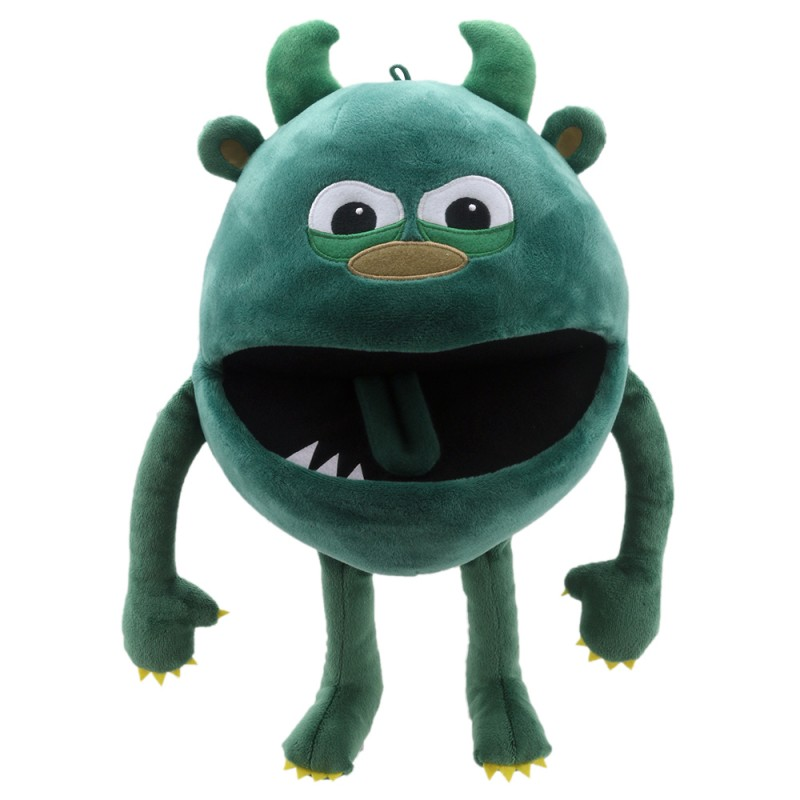 Green - Baby Monsters