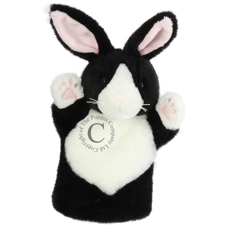 Rabbit - Black & White - CarPets