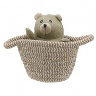 Wilberry Pets In Baskets - New! (12)