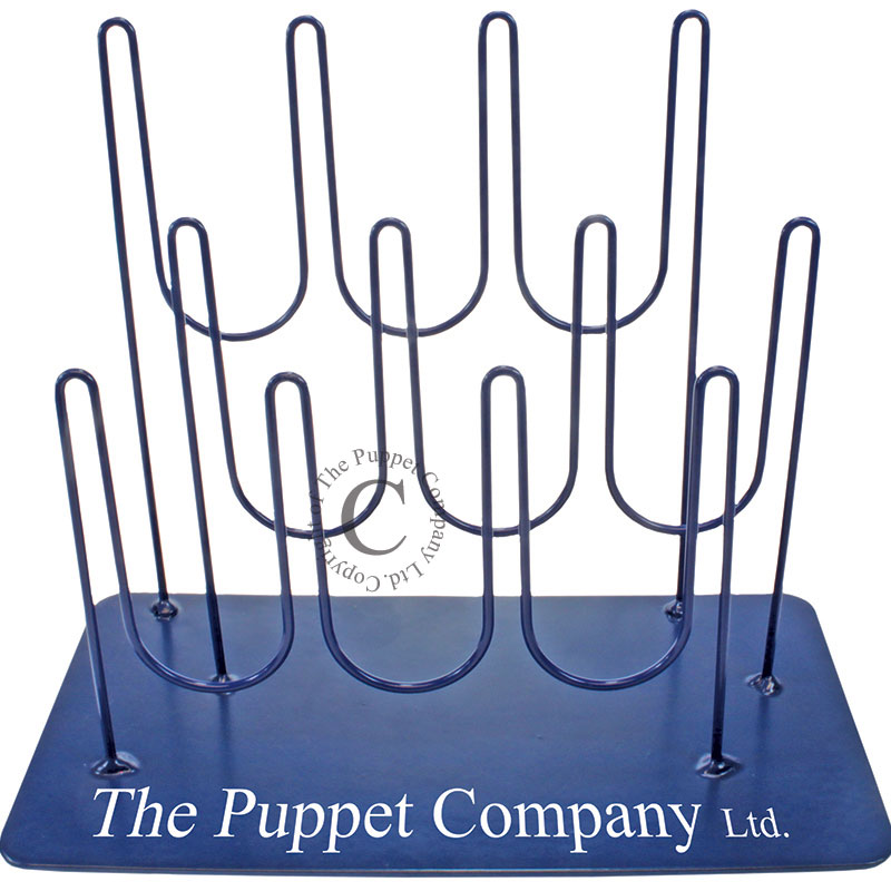 40Arm Finger Puppet Stand Cool Puppet Display Stand