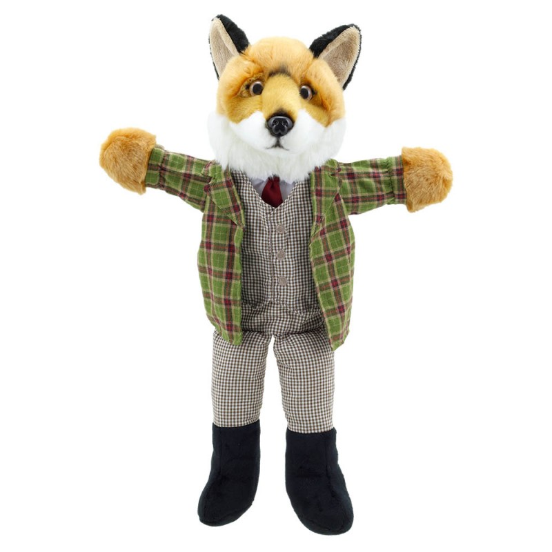 Fox - Dressed Animals