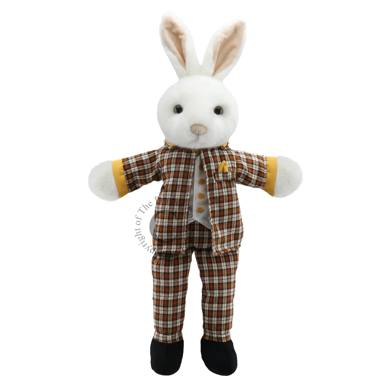 Mr Rabbit - Dressed Animals
