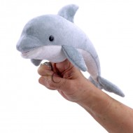 Large Sea-Life Finger Puppets