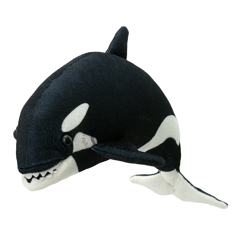 The Puppet Company PC002704 Large Finger Puppet Orca Whale