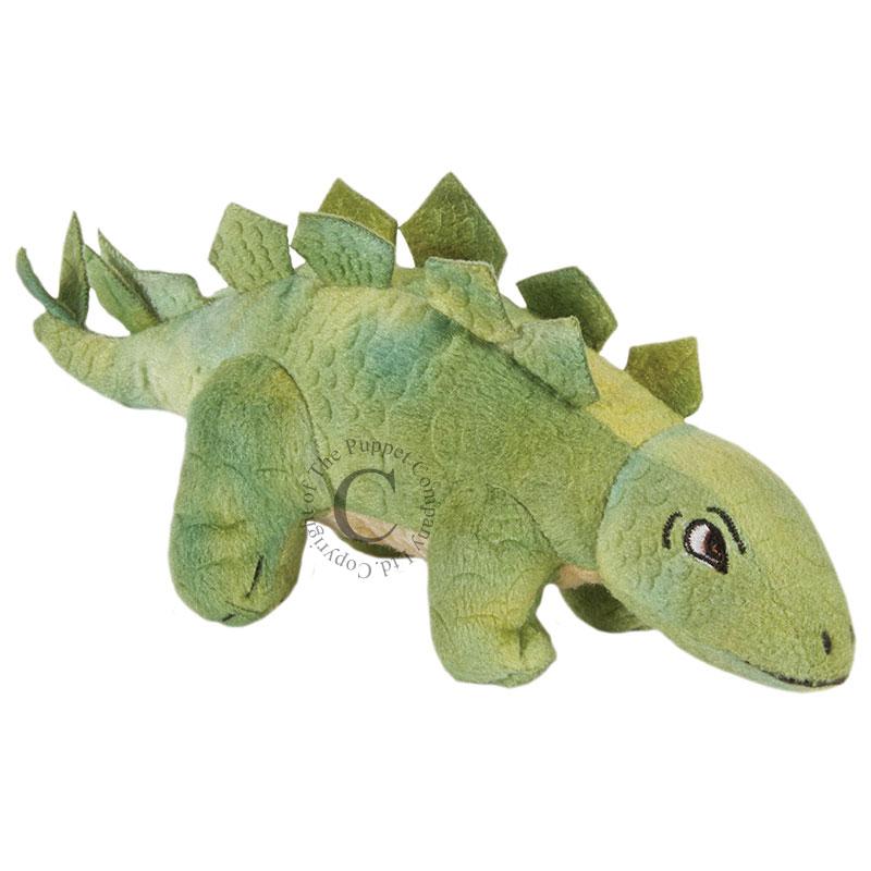 Stegosaurus - Finger Puppets