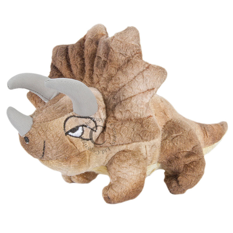 Triceratops - Finger Puppets