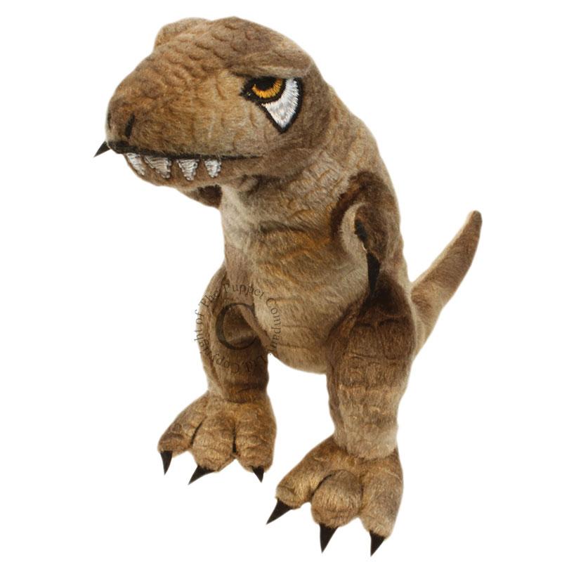 Velociraptor - Finger Puppets