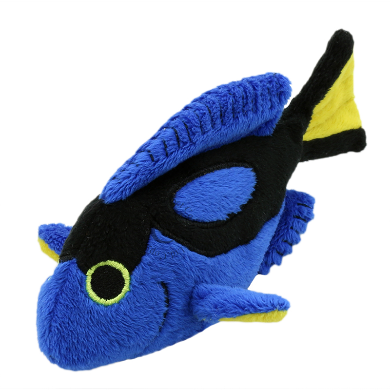 Blue Tang Fish - Finger Puppets