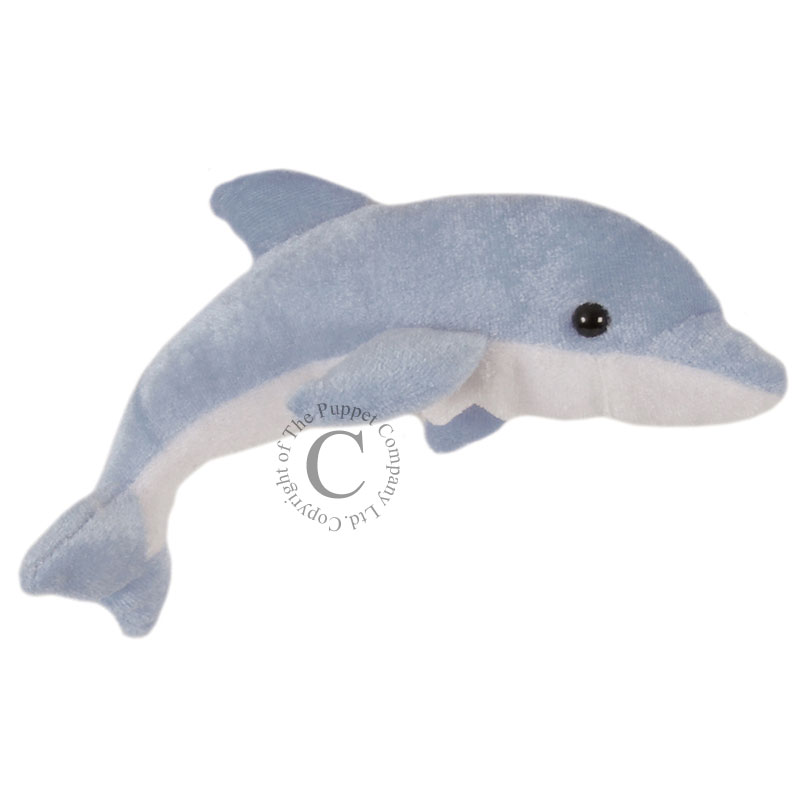 Dolphin - Finger Puppets
