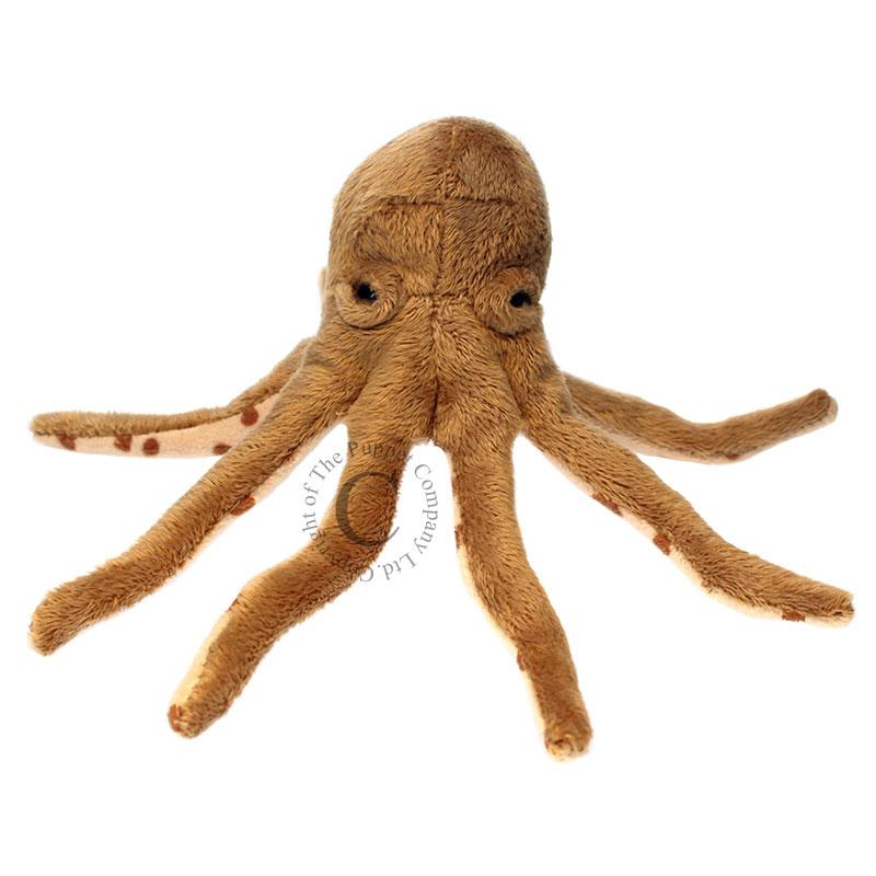 Octopus - Finger Puppets