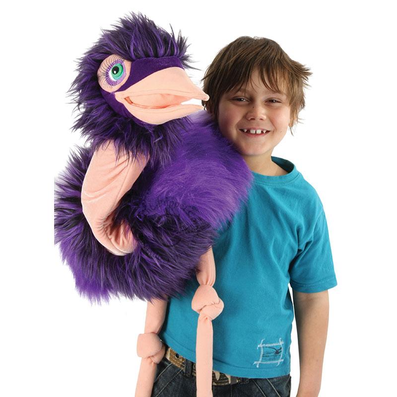 Ostrich - Giant Birds