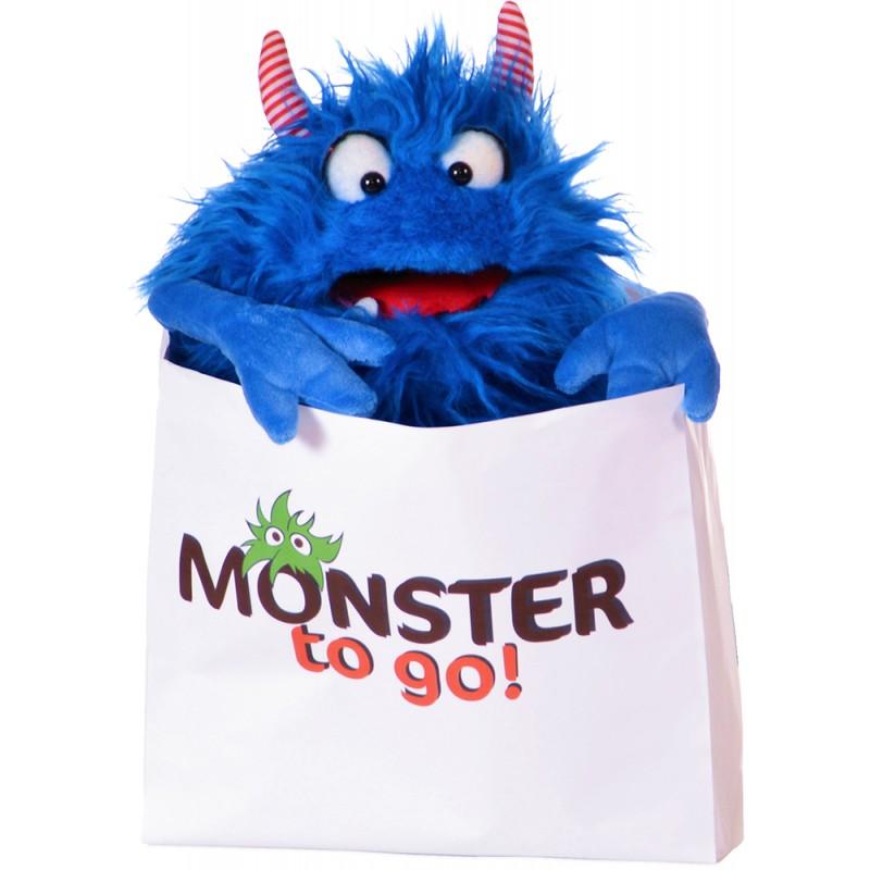 Schmackes - Monster Hand Puppet