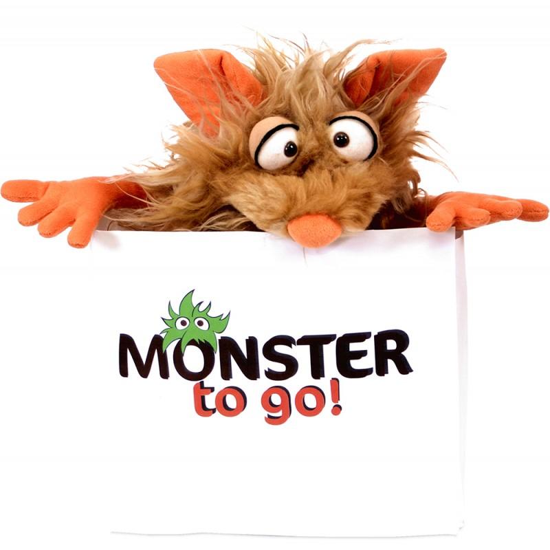 Flausi - Monster Hand Puppet