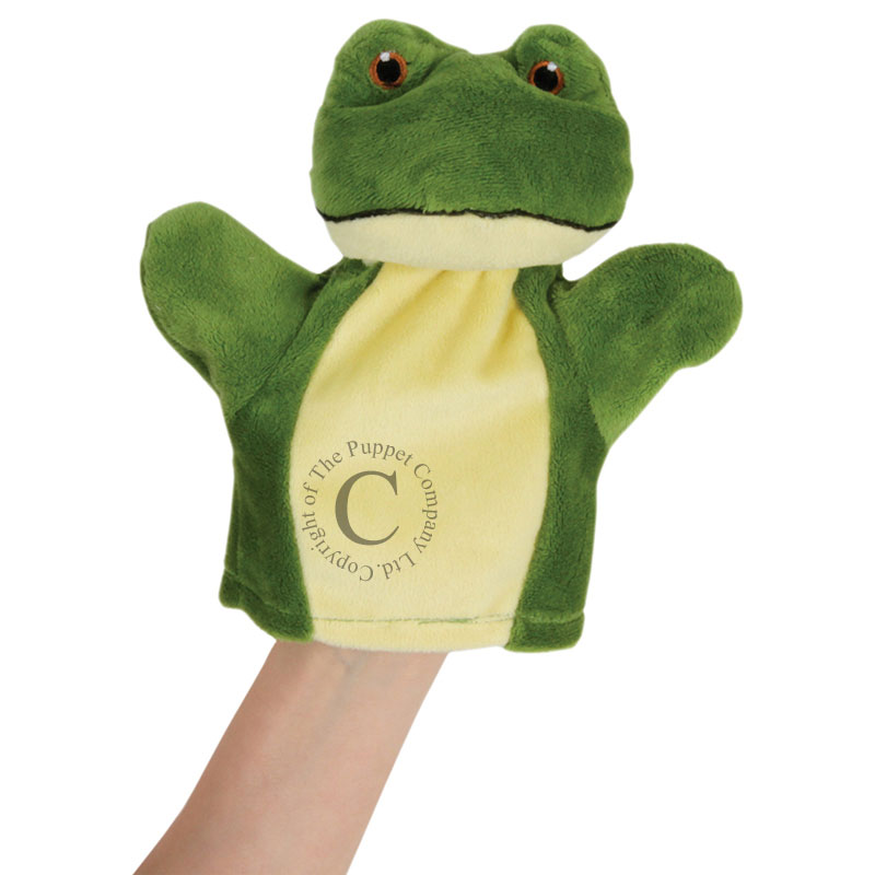 Frog - My First Puppets