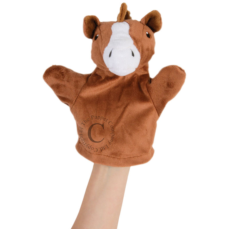 Horse - My First Puppets