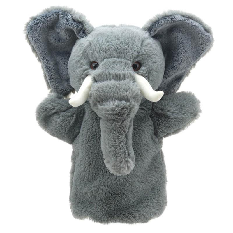 Elephant - Puppet Buddies - Animals