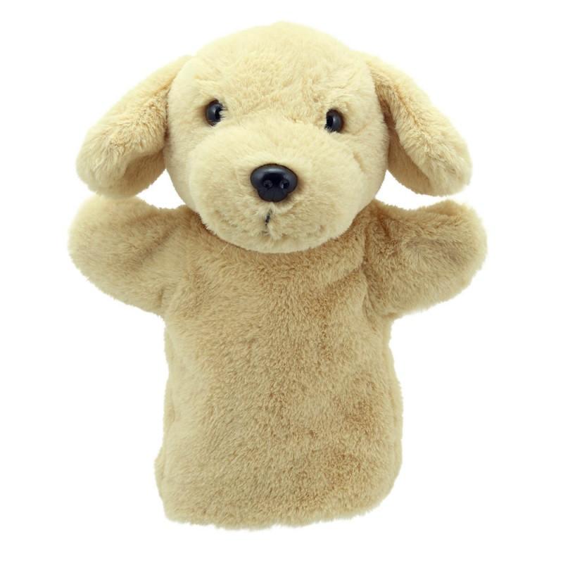 Labrador (Yellow) - Puppet Buddies - Animals