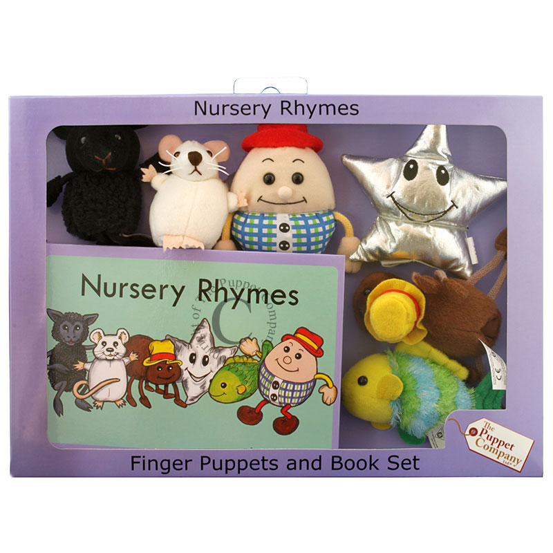 Nursery Rhymes - Traditional Story Sets