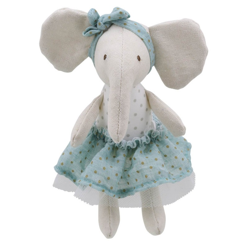 Elephant (Girl) - Wilberry Collectables
