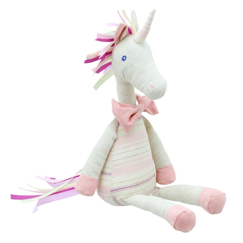 Pink Unicorn - Wilberry Linen