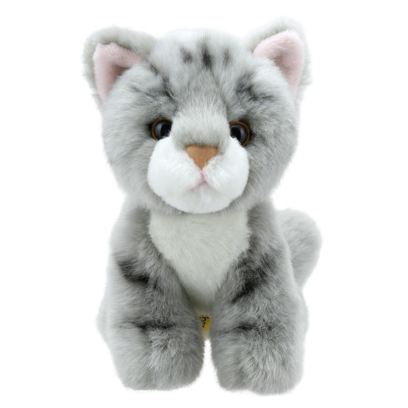 Cat (Grey Stripe) - Wilberry Mini's