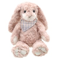 Pink Bunny - Large - Wilberry Classics